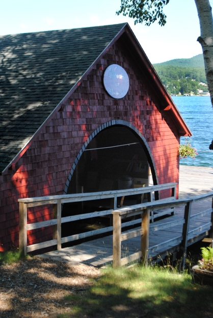 Historic Boathouse