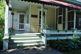 Fuller House porch