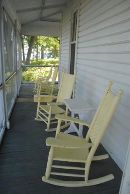 Mayflower Porch
