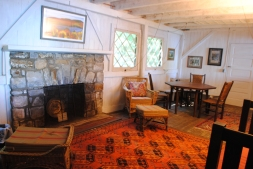 Wakonda Lodge Sitting Room