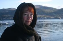 Margo at Lake