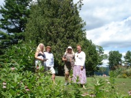 Herbal Workshop at Wiawaka, 8-15
