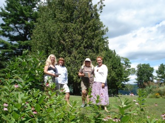 Herbal Workshop at Wiawaka, 8-15
